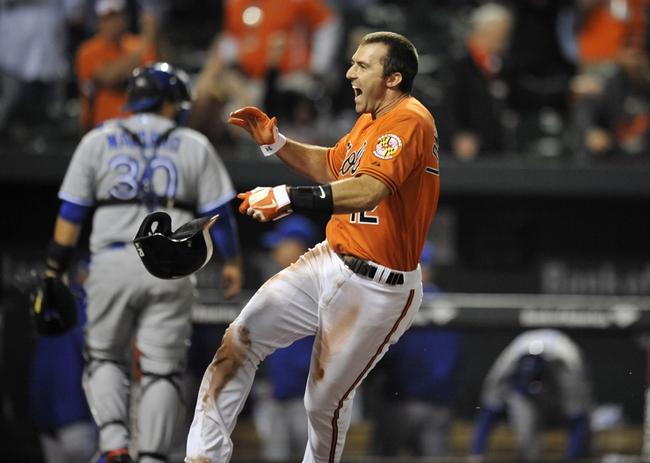 Baltimore Orioles vs. Toronto Blue Jays MLB Pick, Odds, Prediction 4/13/14