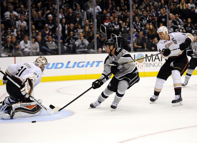 Anaheim Ducks vs. Los Angeles Kings - 5/3/14