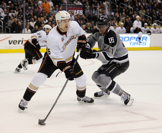 Los Angeles Kings at Anaheim Ducks Pick-Odds-Prediction - 5/3/14