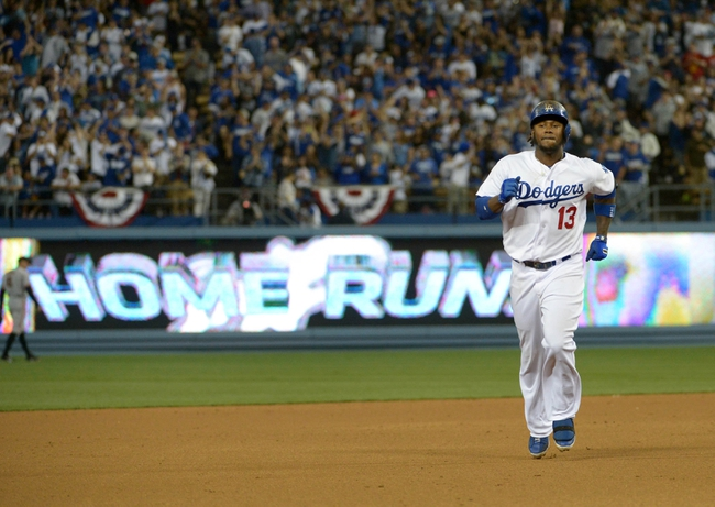 San Francisco Giants vs. Los Angeles Dodgers MLB Pick, Odds, Prediction 4/15/14