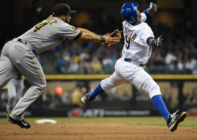 Pittsburgh Pirates vs. Milwaukee Brewers MLB Pick, Odds, Prediction 4/17/14