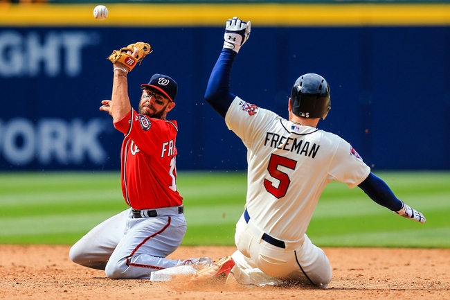 Washington Nationals vs. Atlanta Braves MLB Pick, Odds, Prediction - 6/19/14