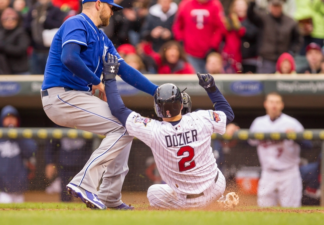 Kansas City Royals vs. Minnesota Twins MLB Pick, Odds, Prediction 4/19/14