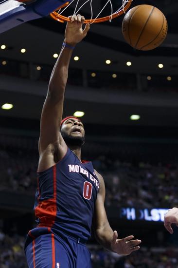 Detroit Pistons vs. Chicago Bulls 10/7/14
