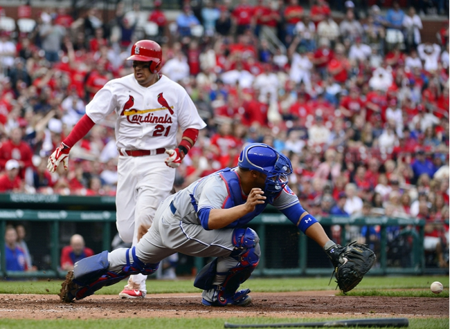 Chicago Cubs vs. St. Louis Cardinals Pick-Odds-Prediction - 5/2/14