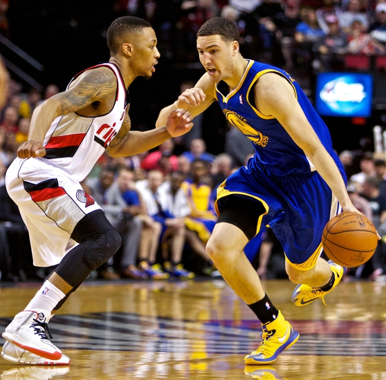 Portland Trail Blazers vs. Golden State Warriors - 11/2/14 NBA Pick, Odds, and Prediction