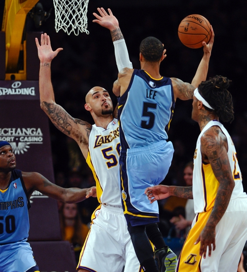 Memphis Grizzlies vs. Los Angeles Lakers - 11/11/14 NBA Pick, Odds, and Prediction