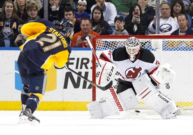 Devils vs. Sabres - 1/6/15 NHL Pick, Odds, and Prediction