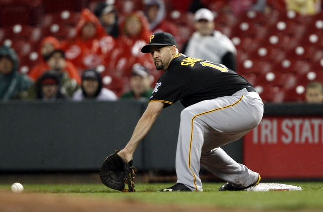 Cincinnati Reds vs. Pittsburgh Pirates Pick-Odds-Prediction 4/16/14