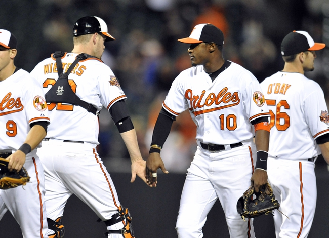 Baltimore Orioles vs. Tampa Bay Rays Pick-Odds-Prediction 4/16/14