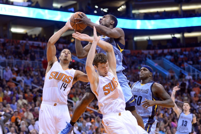 Phoenix Suns vs. Memphis Grizzlies - 11/5/14 NBA Pick, Odds, and Prediction