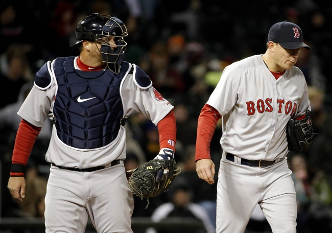 Chicago White Sox vs. Boston Red Sox Pick-Odds-Predictions 4/16/14