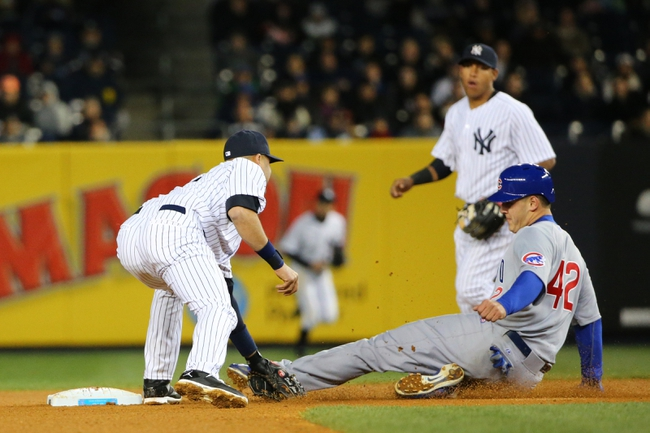 Chicago Cubs vs. New York Yankees MLB Pick, Odds, Prediction 5/20/14