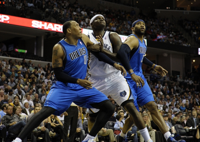 Dallas Mavericks vs. Memphis Grizzlies 10/20/14 NBA Preseason Pick, Odds, Prediction