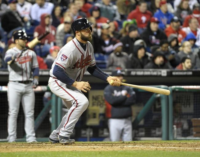 Atlanta Braves vs. Philadelphia Phillies Pick-Odds-Prediction - 6/16/14