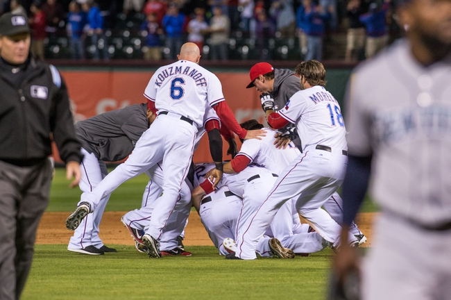 Texas Rangers vs. Seattle Mariners MLB Pick, Odds, Prediction 4/17/14