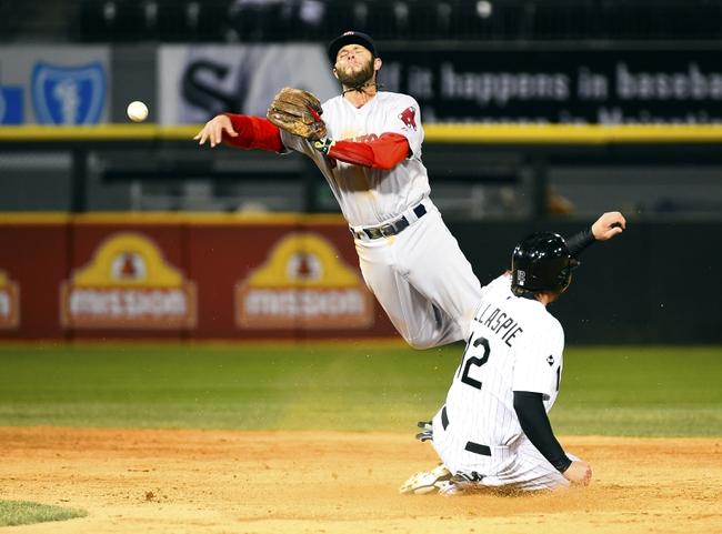 Chicago White Sox vs. Boston Red Sox MLB Pick, Odds, Prediction 4/17/14