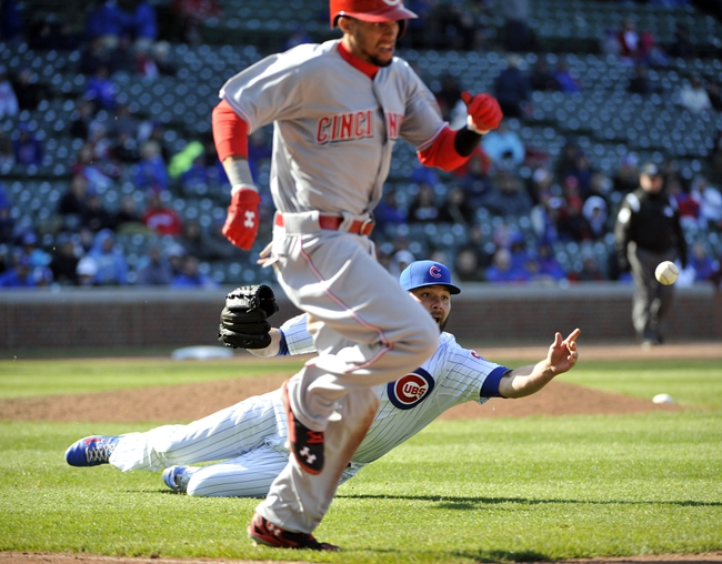 Cincinnati Reds vs. Chicago Cubs Pick-Odds-Prediction  4/29/14