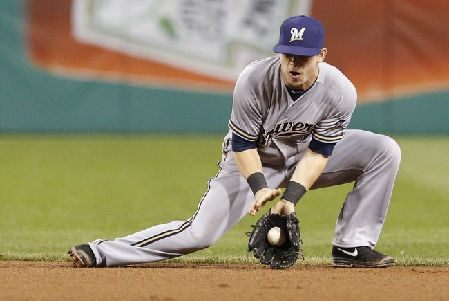 Milwaukee Brewers vs. Pittsburgh Pirates MLB Pick, Odds, Prediction 5/13/14