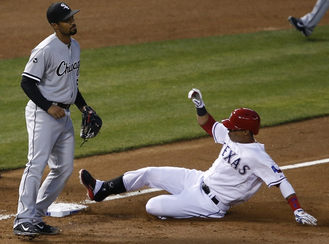 Texas Rangers vs. Chicago White Sox MLB Pick, Odds, Prediction 4/19/14