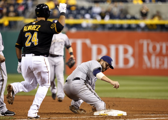 Milwaukee Brewers vs. Pittsburgh Pirates MLB Pick, Odds, Prediction - 5/14/14