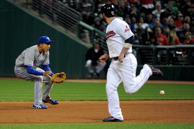 Cleveland Indians vs. Toronto Blue Jays MLB Pick, Odds, Prediction 4/19/14