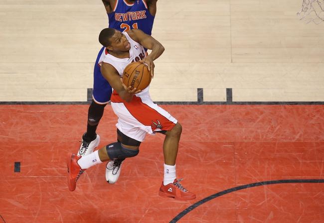New York Knicks vs. Toronto Raptors - 12/14/14 NBA Pick, Odds, and Prediction