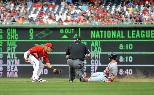 Washington Nationals vs. St. Louis Cardinals MLB Pick, Odds, Prediction 4/20/14