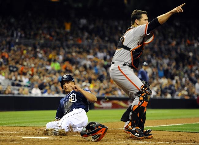 San Francisco Giants vs. San Diego Padres MLB Pick, Odds, Prediction - 4/28/14