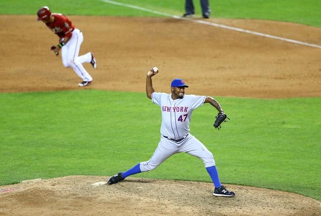 New York Mets vs. Arizona Diamondbacks Pick-Odds-Prediction - 5/24/14