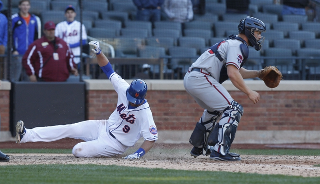 Atlanta Braves vs. New York Mets MLB Pick, Odds, Prediction 6/30/14
