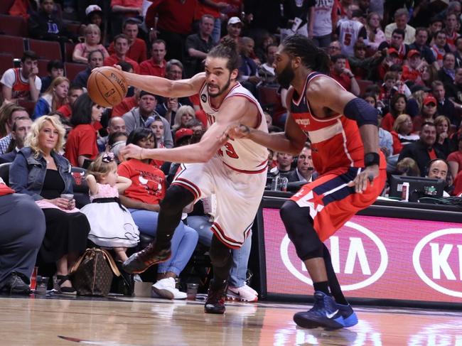 Washington Wizards at Chicago Bulls NBA Pick, Odds, Prediction - 4/22/14 Game Two