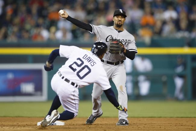 Detroit Tigers vs. Chicago White Sox MLB Pick, Odds, Prediction 4/22/14