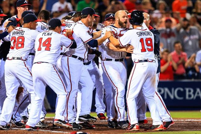 Atlanta Braves vs. Miami Marlins MLB Pick, Odds, Prediction - 4/22/14