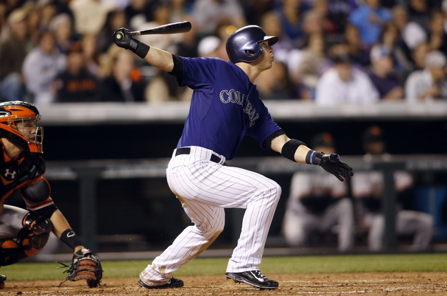Colorado Rockies vs. San Francisco Giants MLB Pick, Odds, Prediction - 4/22/14