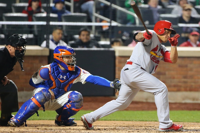 New York Mets vs. St. Louis Cardinals MLB Pick, Odds, Prediction - 4/23/14