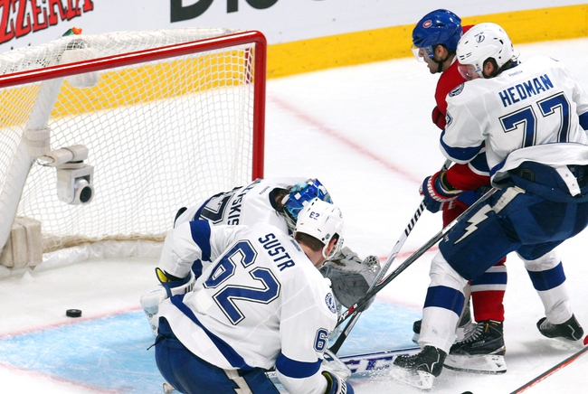 Tampa Bay Lightning vs. Montreal Canadiens - 10/13/14 NHL Pick, Odds, Prediction