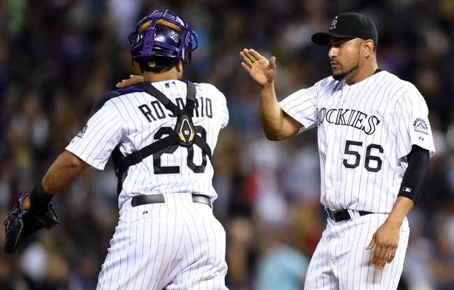 Colorado Rockies vs. San Francisco Giants MLB Pick, Odds, Prediction - 4/23/14