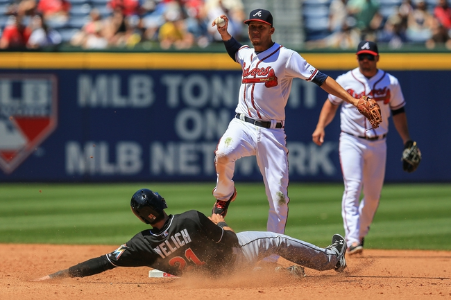 Miami Marlins vs. Atlanta Braves MLB Pick, Odds, Prediction - 4/29/14