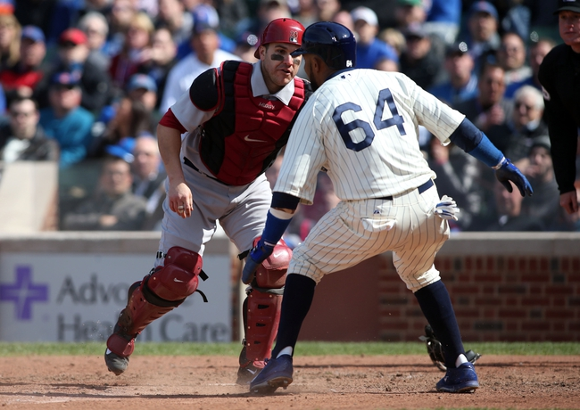 Chicago Cubs vs. Arizona Diamondbacks Pick-Odds-Prediction - 4/24/14