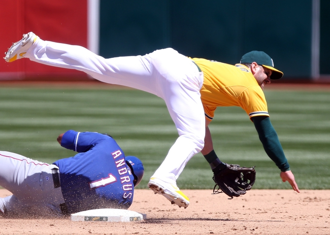 Texas Rangers vs. Oakland Athletics MLB Pick, Odds, Prediction - 4/28/14