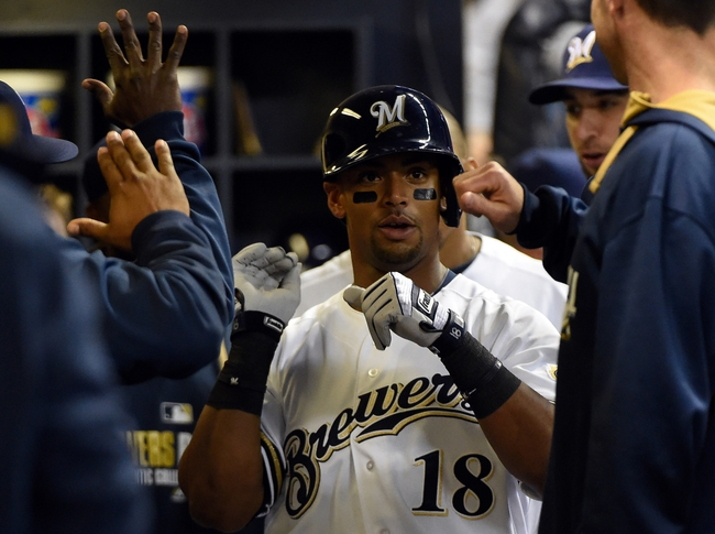 Milwaukee Brewers vs. Chicago Cubs MLB Pick, Odds, Prediction 4/25/14