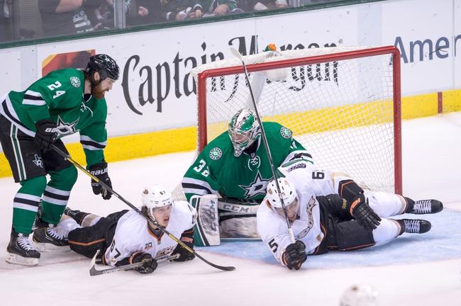 Anaheim Ducks vs. Dallas Stars - 4/25/14