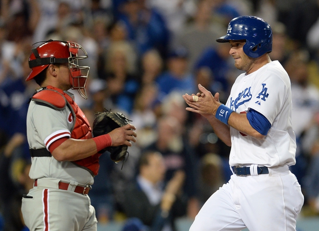 Los Angeles Dodgers vs. Philadelphia Phillies MLB Pick, Odds, Prediction - 4/24/14