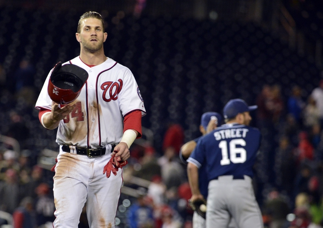 Washington Nationals vs. San Diego Padres Pick-Odds-Prediction - 4/25/14