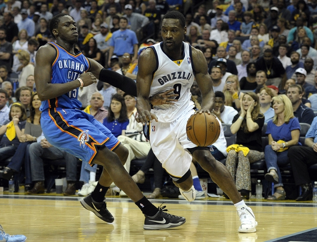 Oklahoma City Thunder at Memphis Grizzlies NBA Pick, Odds, Prediction - 4/26/14 Game Four