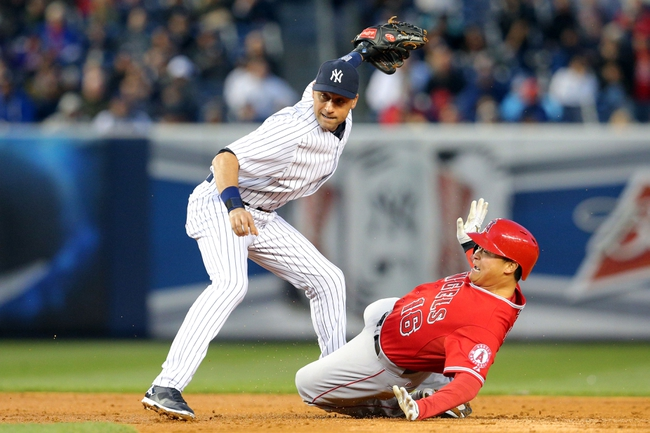New York Yankees vs. Los Angeles Angels MLB Pick, Odds, Prediction 4/26/14