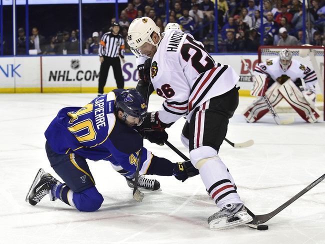 St. Louis Blues vs. Chicago Blackhawks - 4/29/14