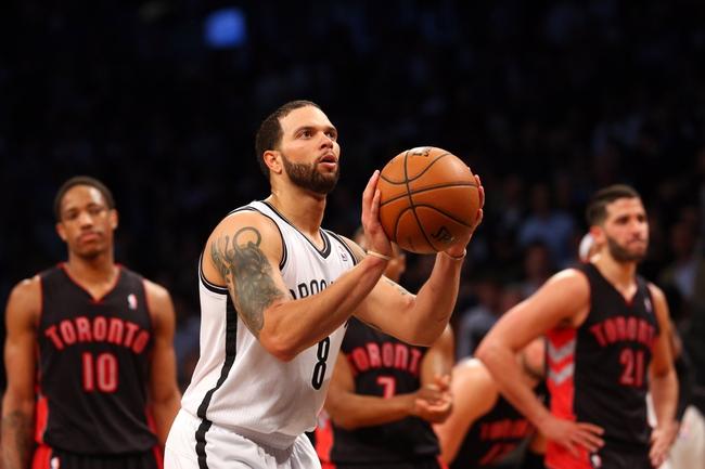 Toronto Raptors vs. Brooklyn Nets - 4/27/14