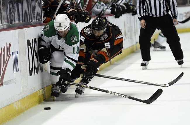 Anaheim Ducks at Dallas Stars Pick-Odds-Prediction - 4/27/14